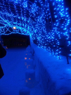 十和田湖*冬物語 その2